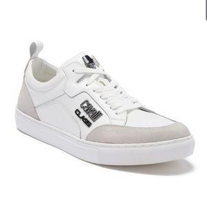 Roberto Cavalli Shoes - Roberto Cavalli Class Lace-Up Sneaker